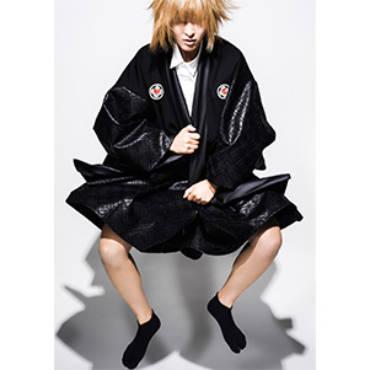斬新的でカッコイイ着物、デザイナー『キサブロー』